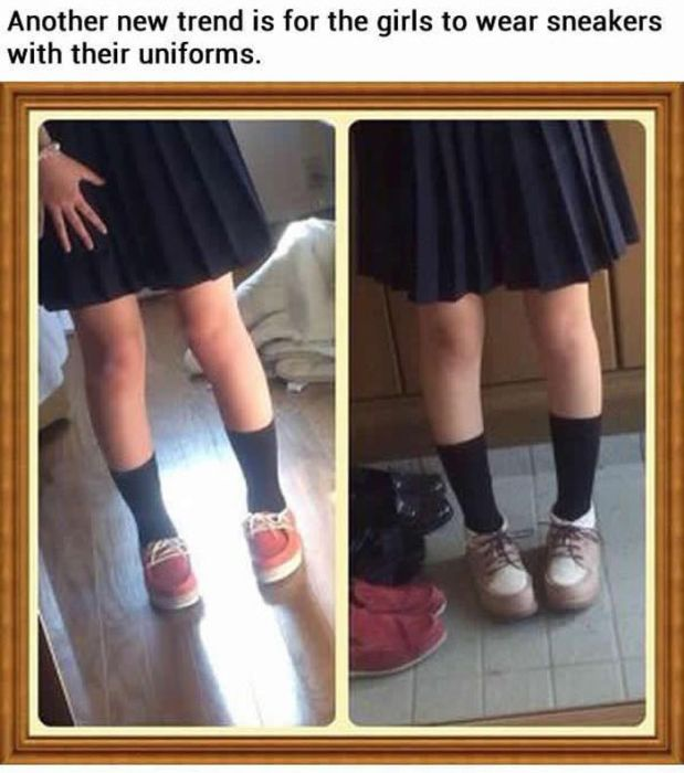 Everything You Need To Know About The History Of Japanese School Girl Uniforms( 21 pics)