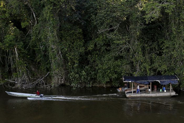 Authorities Are Cracking Down On Activities In The Amazon