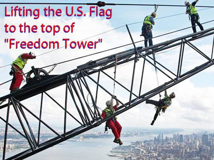 The Freedom Tower In New York City Is A Symbol Of Hope Others