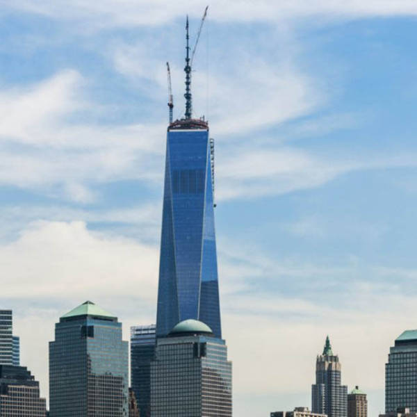 The Freedom Tower In New York City Is A Symbol Of Hope