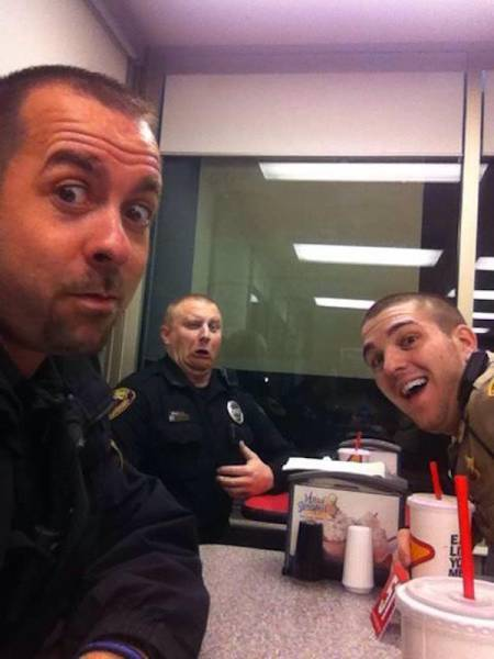 Photos That Prove Police Are Humans Just Like The Rest Of Us