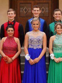 These Teens Revealed A Super Powered Surprise On Prom Night