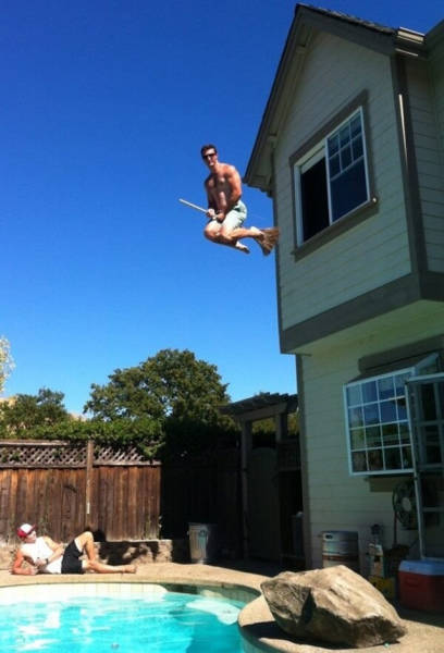Fun Photos That Happened To Be Taken At Exactly The Right Moment