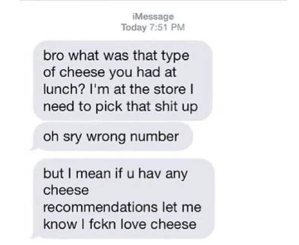 Hilarious Texts That Will Keep You Laughing All Day Long
