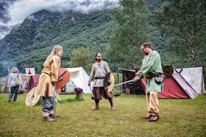 The Gudvangen Viking Market Is A Place Lost In Time