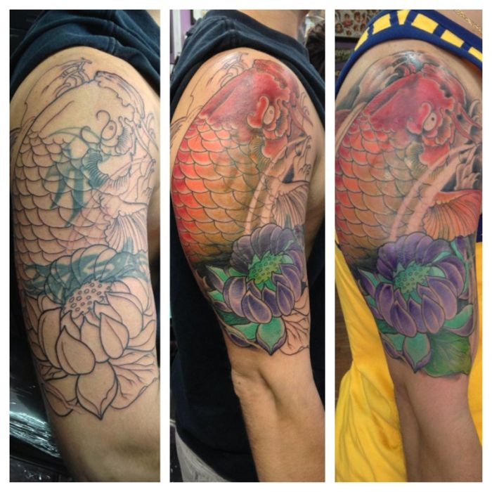 Tattoo Cover Ups That Took Tattoos From Awful To Epic