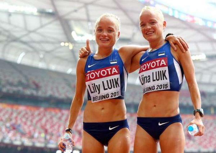 These Sisters Could Become The First Set Of Triplets To Compete In The Olympics