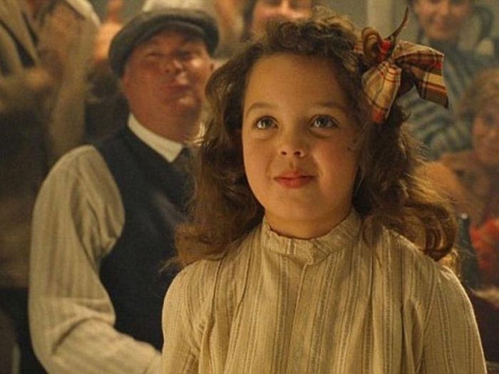 The Girl Who Danced With Leonardo DiCaprio In Titanic Is All Grown Up