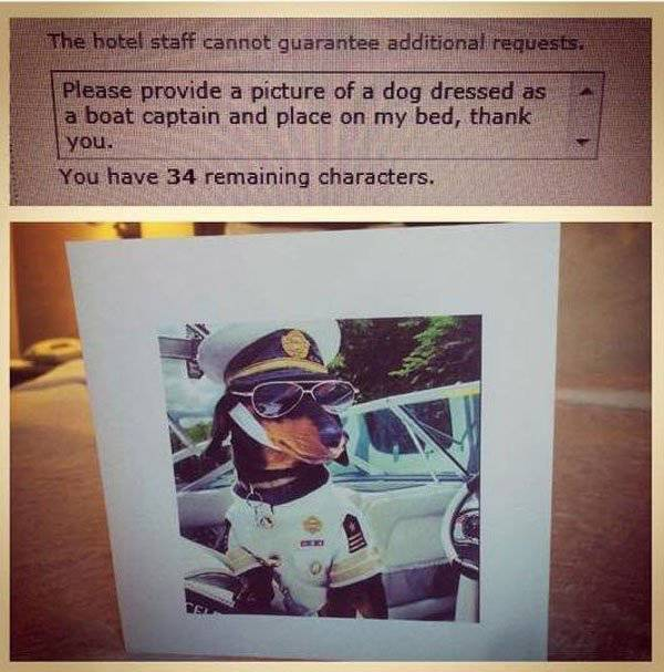 Hotels Around The World Actually Honor This Businessman's Ridiculous Requests