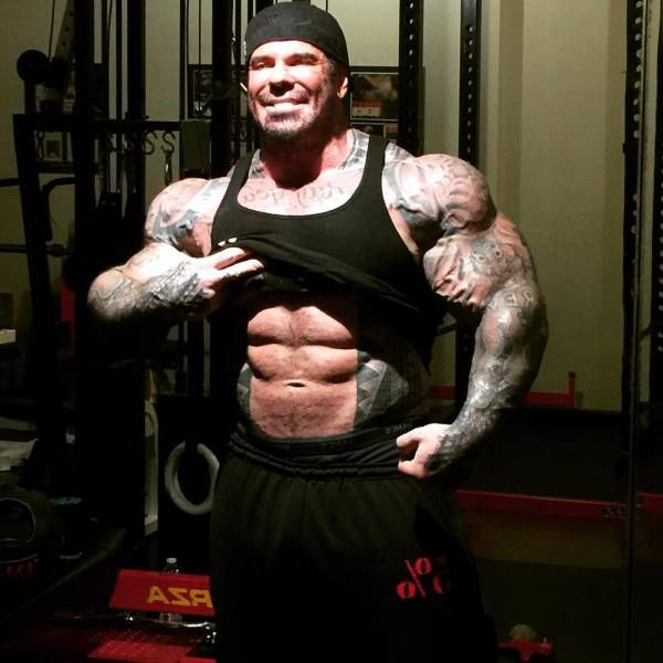 After 20 Years Of Using Steroids This Bodybuilder Has No Regrets