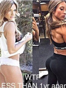Fans Are Ripping On Fitness Model Paige Hathaway For Using Photoshop