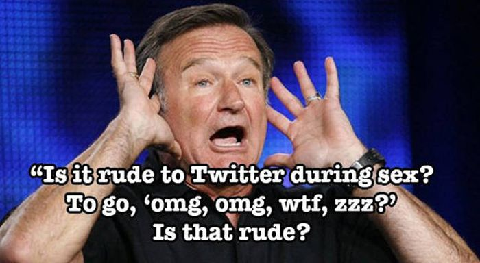 Hilarious Stand Up Comedy Jokes From The Mind Of Robin Williams