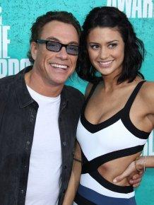 Jean Claude Van Damme's Daughter Is Just As Athletic As Dear Old Dad