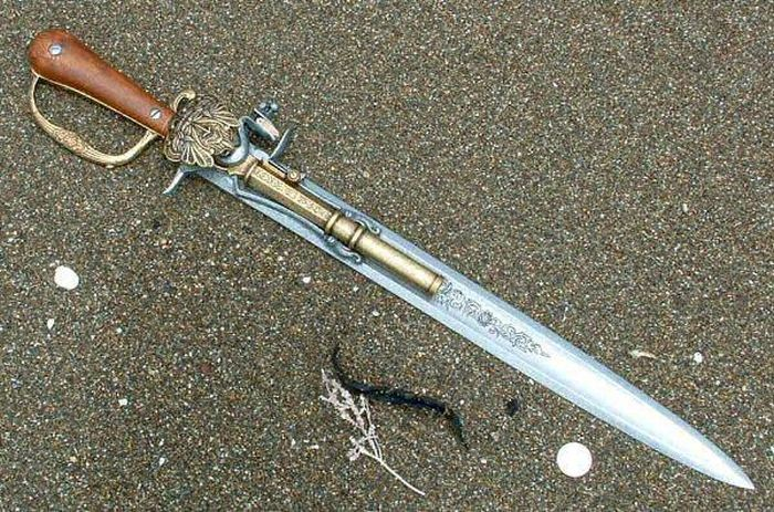 Old School Weapons That Serve Multiple Purposes