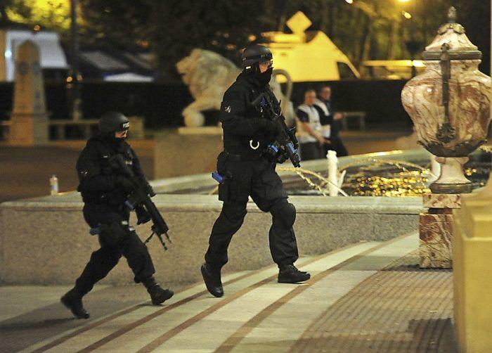 UK Police Apologize For Realistic Anti-Terrorism Exercises