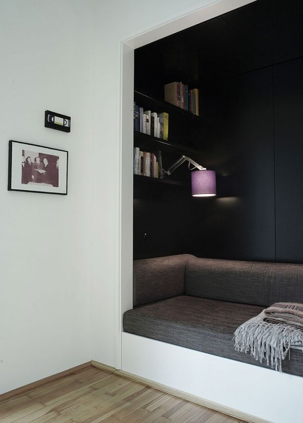Escape To A Quiet Place With These Private Reading Nooks