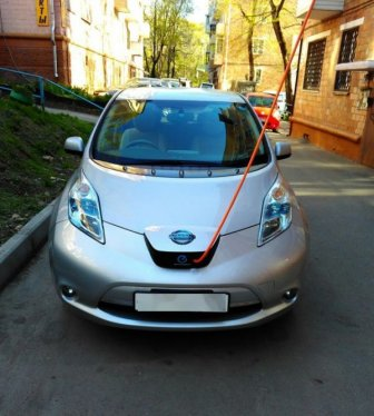 How Russians Charge Their Electric Cars