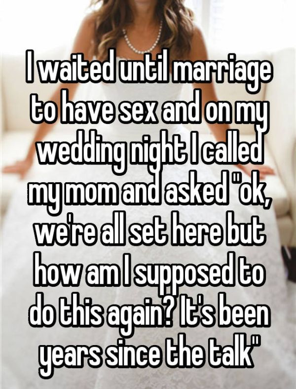 Brides share their stories about what went down on their wedding brides share their stories about what went down on their wedding night junglespirit Image collections