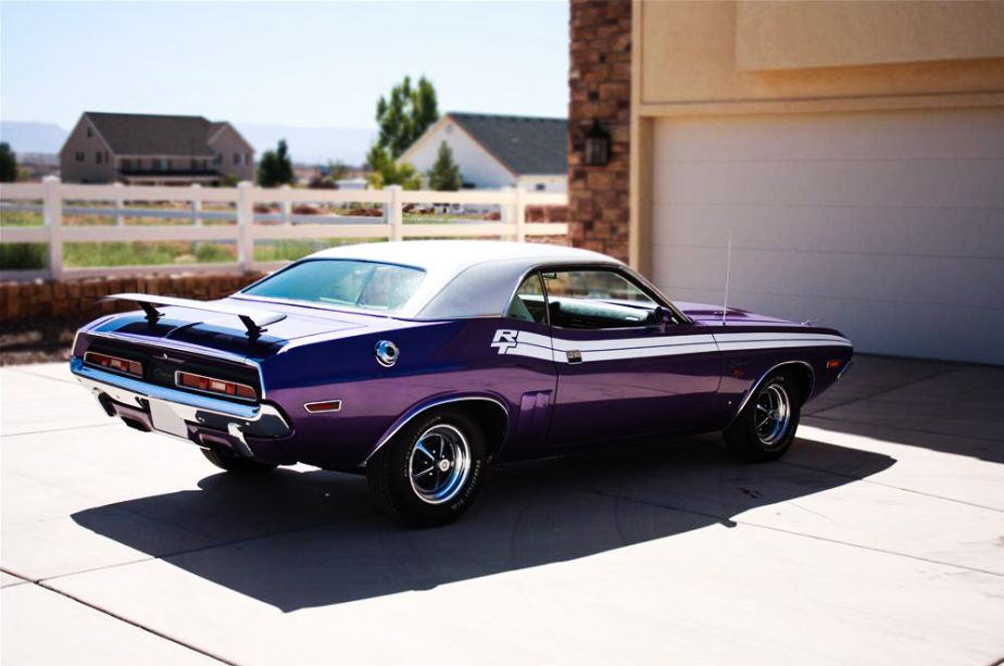 American Muscle Cars, part 19 | Vehicles