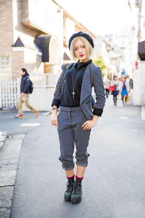 You Can See So Many Different Fashion Styles On The Streets Of Tokyo