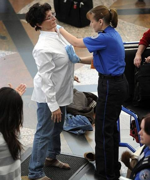 Times When Airport Security Completely Embarrassed The Passengers