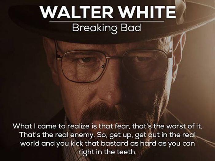 Quotes From Famous TV And Movie Characters That Will Inspire You