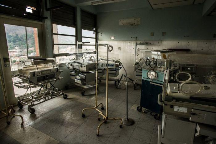 Inside A Hospital In Venezuela