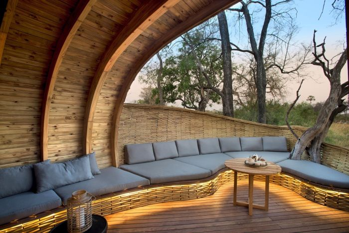 Botswana Is Home To One Of The Best Wildlife Hotels On Earth