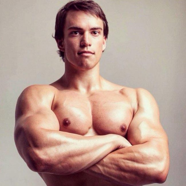 This Russian Bodybuilder Bares A Striking Resemblance To Arnold Schwarzenegger