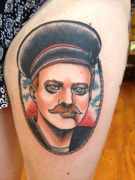 When Tattoos Are Done Right They Look Like This