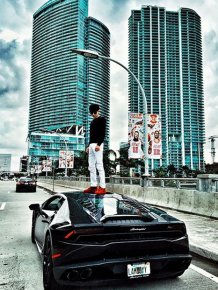 Rich Kids Of China Flaunt Their Wealth In Front Of The World On Instagram