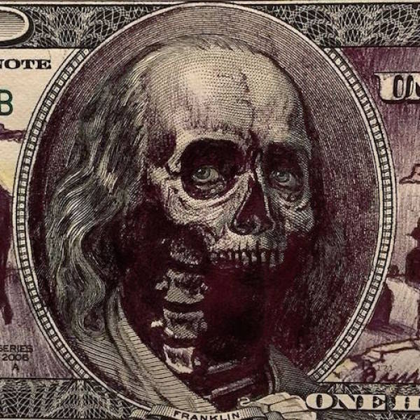 Dollar Bills That Were Transformed Into Artistic Masterpieces
