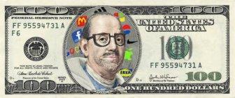 Dollar Bills That Were Transformed Into Artistic Masterpieces