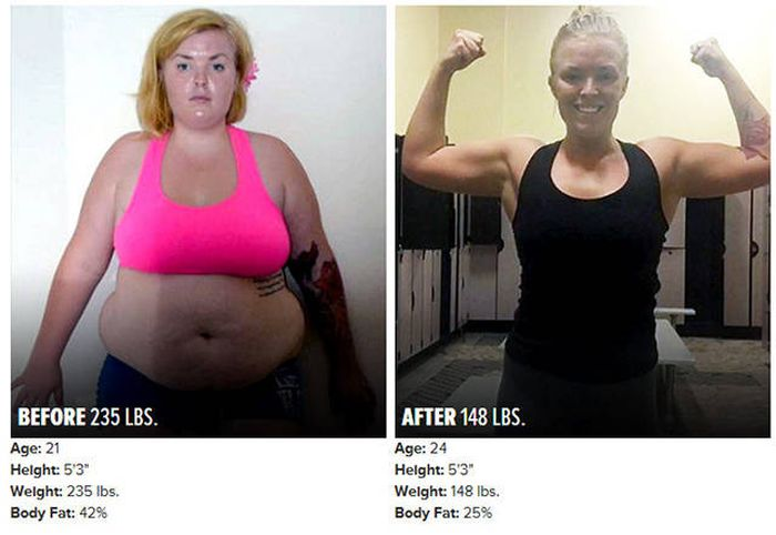 Prepare To Have Your Mind Blown By These Insane Body Transformations