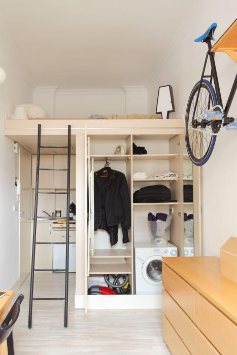Even A Small Flat Can Be Comfortable If You Know How To Organize It