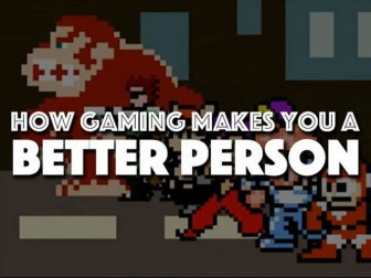 All Of The Awesome Ways That Gaming Can Make You A Better Person