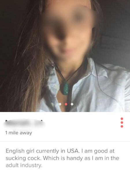 Blunt Tinder Users Who Got Straight To The Point With Their Profile