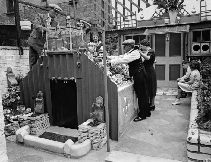 During World War II The Anderson Shelter Was Very Popular