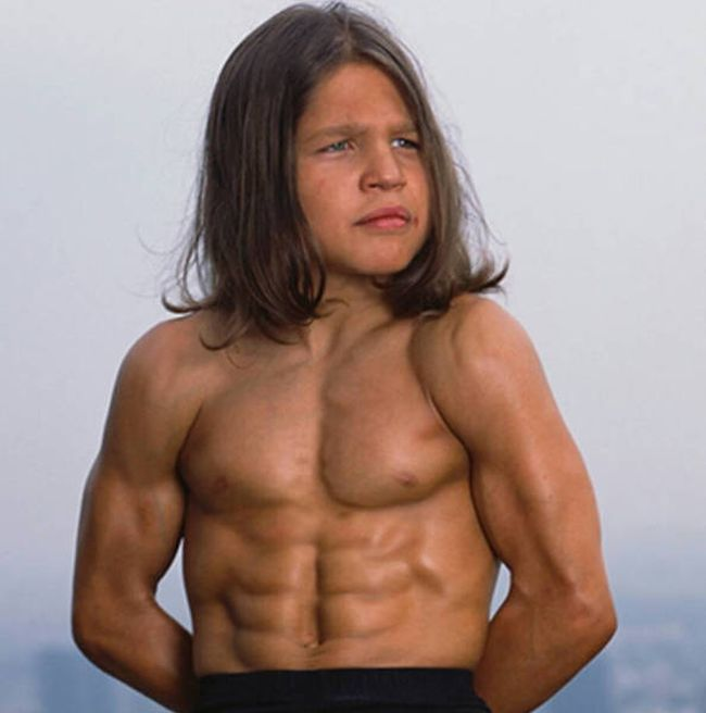 This Bodybuilder Was Once Called Little Hercules, See What He Looks Like Now