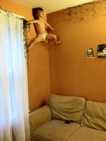 Little Kids Are A Very Special Kind Of Strange
