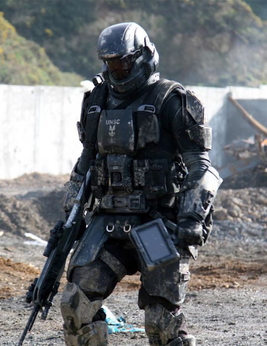 Modern Military Technology That Makes Soldiers Look Like Aliens