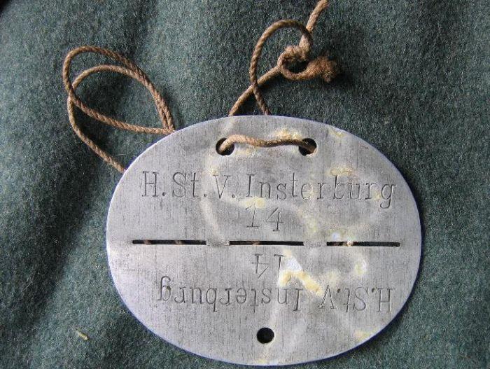 Russian Volunteers Find Items Buried On An Old World War II Battlfield