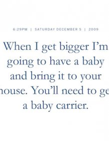 Dad Releases Book Of All The Funny Things He's Heard His Toddler Say