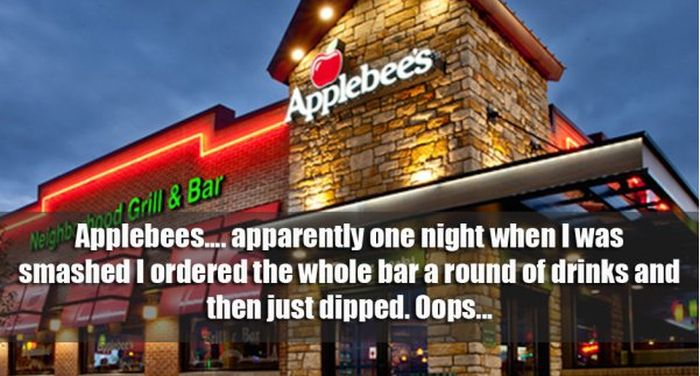 People Confess The Bad Things They Did To Get Banned From Places