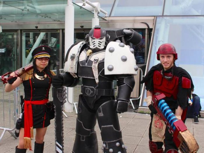 The Most Impressive Cosplay Costumes From London Comic Con