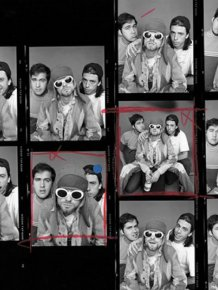 Pictures From Nirvana's Last Photoshoot With Kurt Cobain