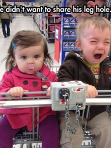 Sometimes Kids Cry For The Most Ridiculous Reasons