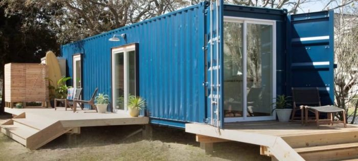 Shipping Container Houses Make For Perfect Vacation Homes