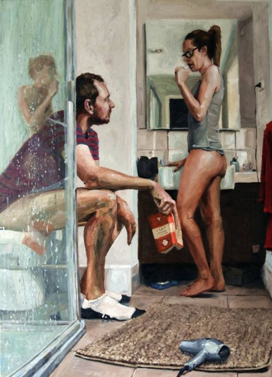 Artist Perfectly Sums Up Marriage With One Simple Painting