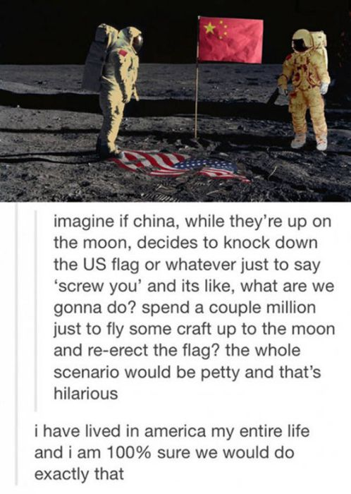 America Themed Pics That Will Hit You With A Fist Full Of Freedom